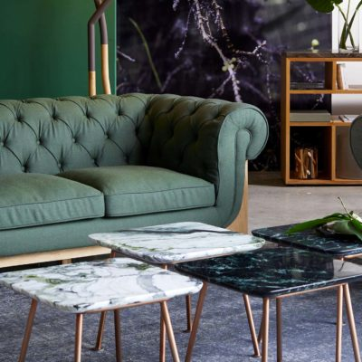 Collection COCOON CHESTERFIELD
