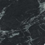 Green marble polished